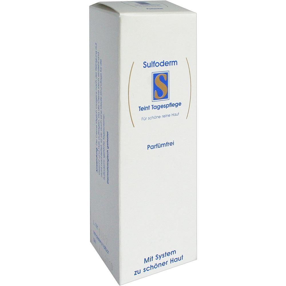 Sulfoderm S Teint Tagespflege parfümfrei 40 ml