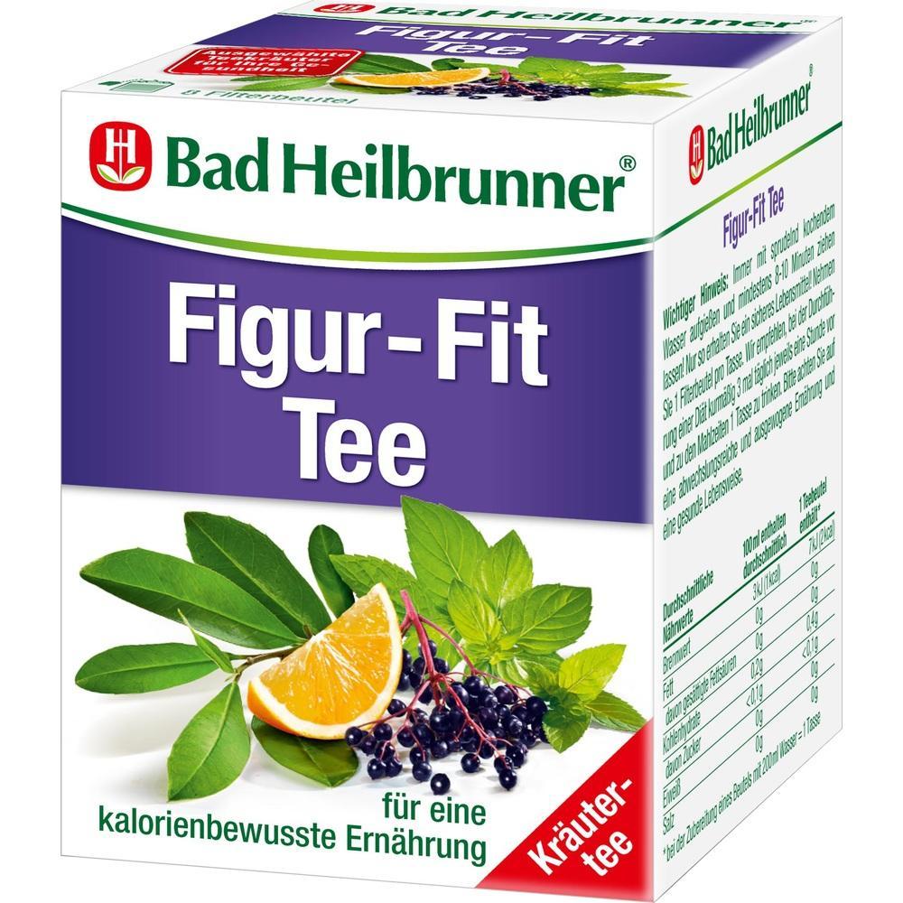 Bad Heilbrunner Tee Figur Fit Fastenunterstützung 8 St