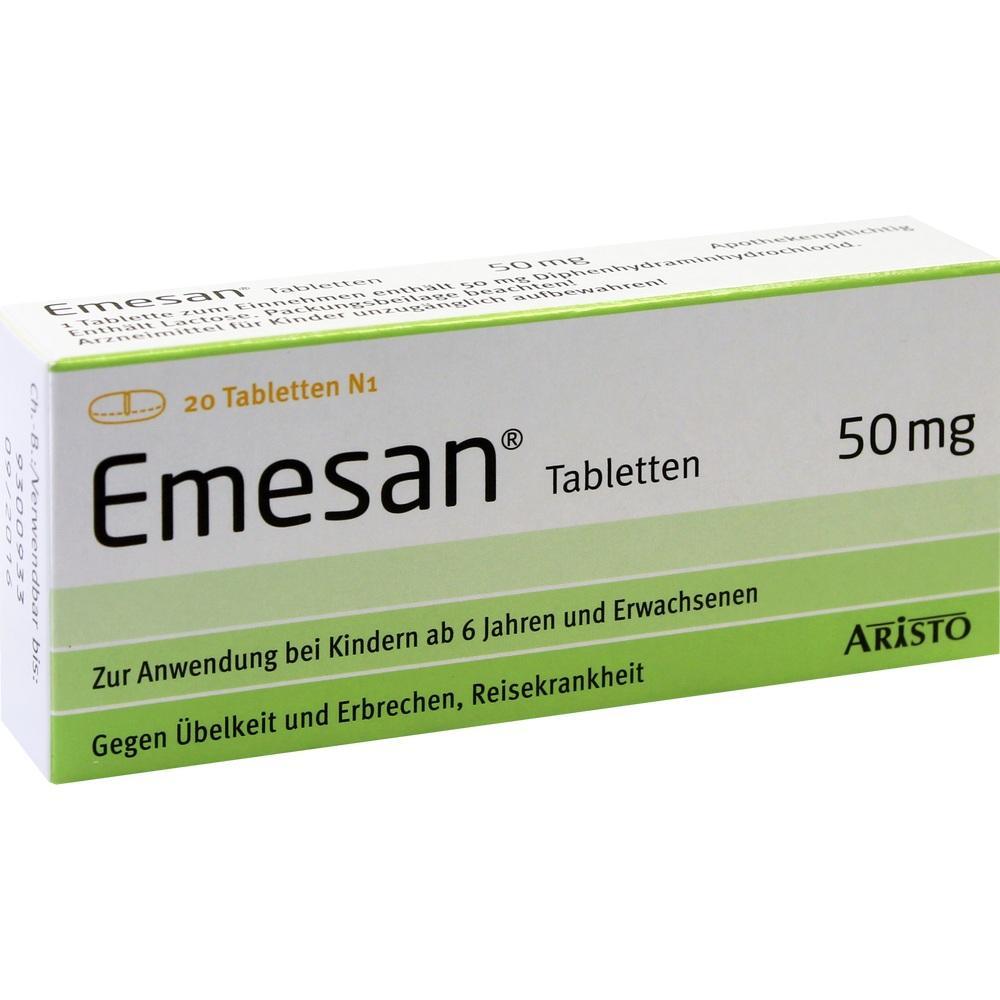 Emesan Tabletten 20 St