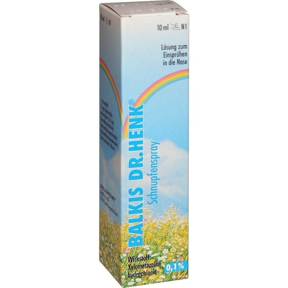 Balkis Schnupfenspray 10 ml