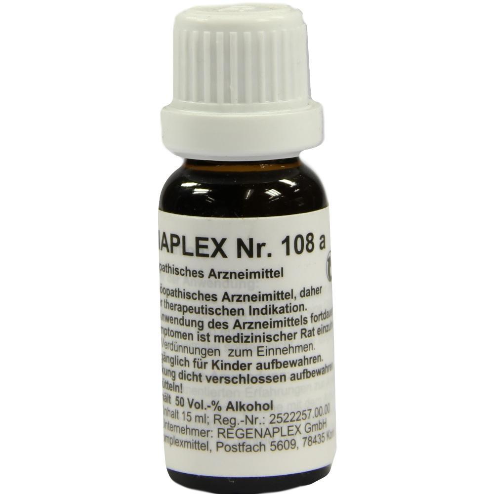 Regenaplex Nr.108 a Tropfen 15 ml