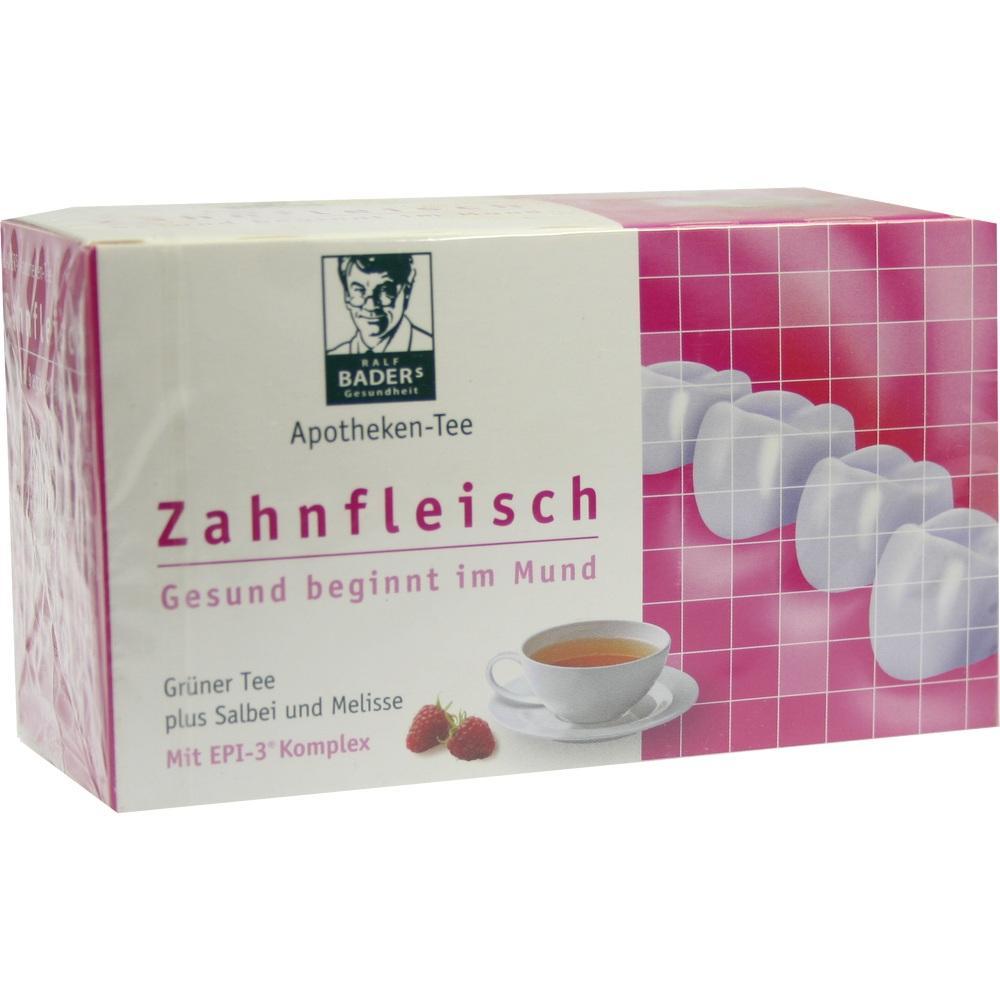 Baders Apotheken Tee Zahnfleisch Filterbeutel 20 St