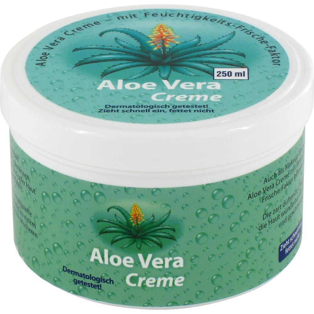 Aloe Vera Hautcreme 250 ml