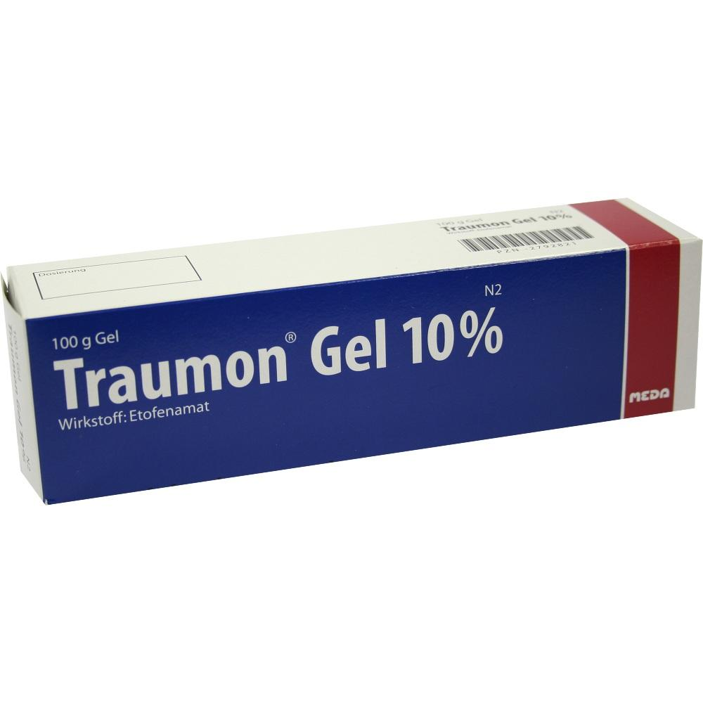 Traumon Gel 10% 100 g