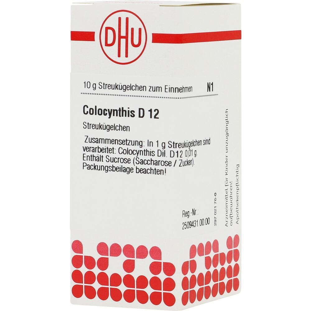 Colocynthis D 12 Globuli 10 g