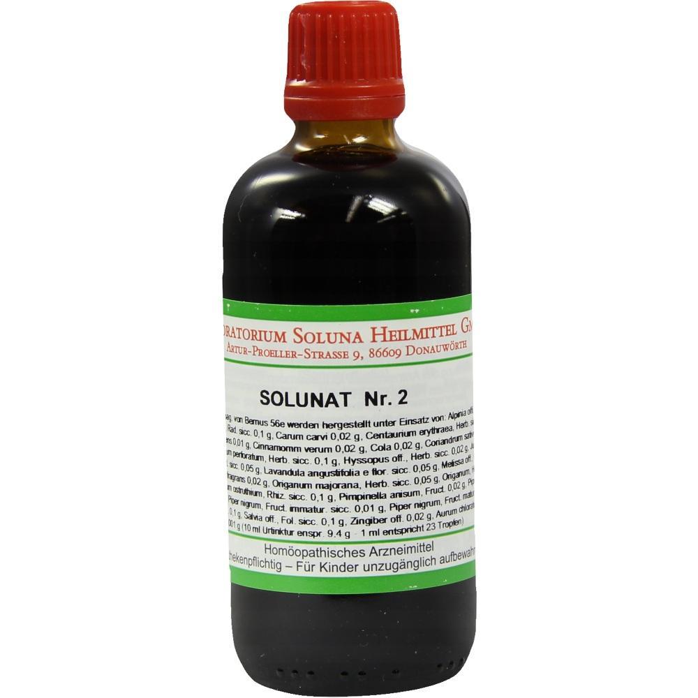 Solunat Nr.2 Tropfen 100 ml