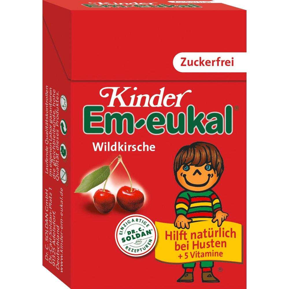 Em Eukal Kinder Bonbons zuckerfrei Pocketbox 40 g