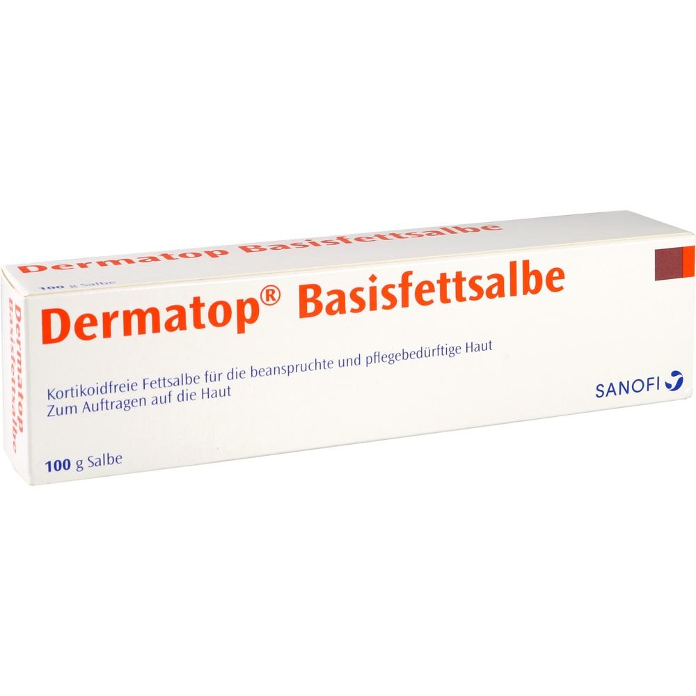 Dermatop Basisfettsalbe 100 g