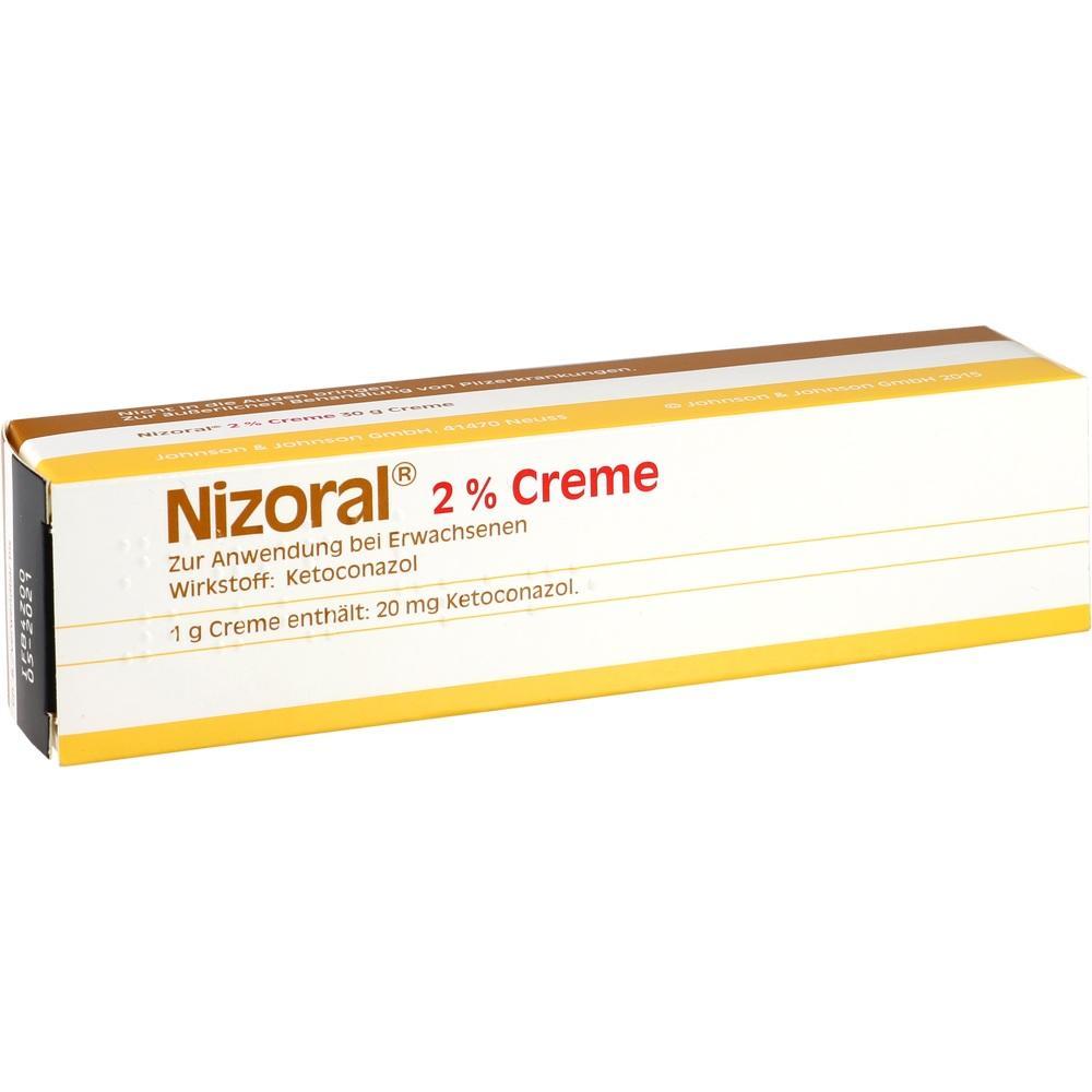 Nizoral® 2 % Creme (30 g, PZN 03265213) von  von Johnson & Johnson GmbH - CHC