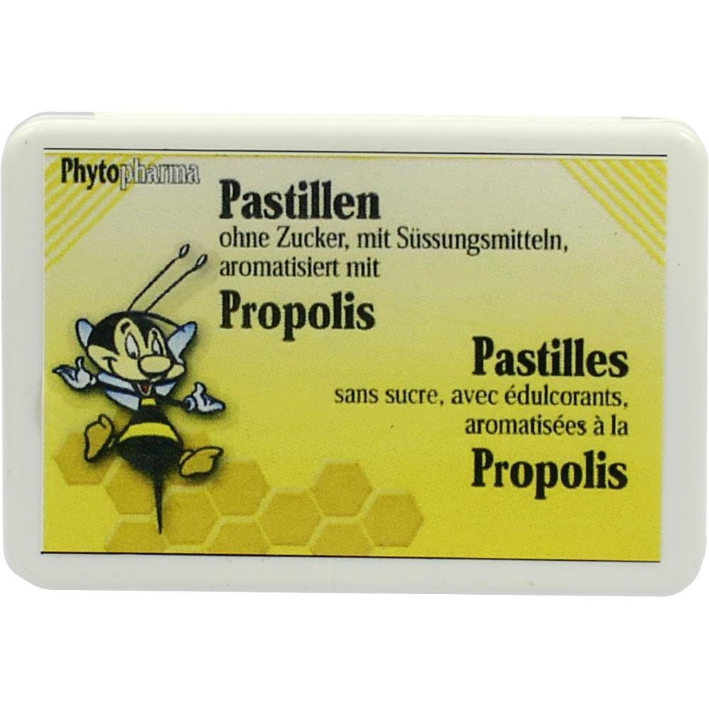 Propolis Pastillen ohne Zucker 40 St