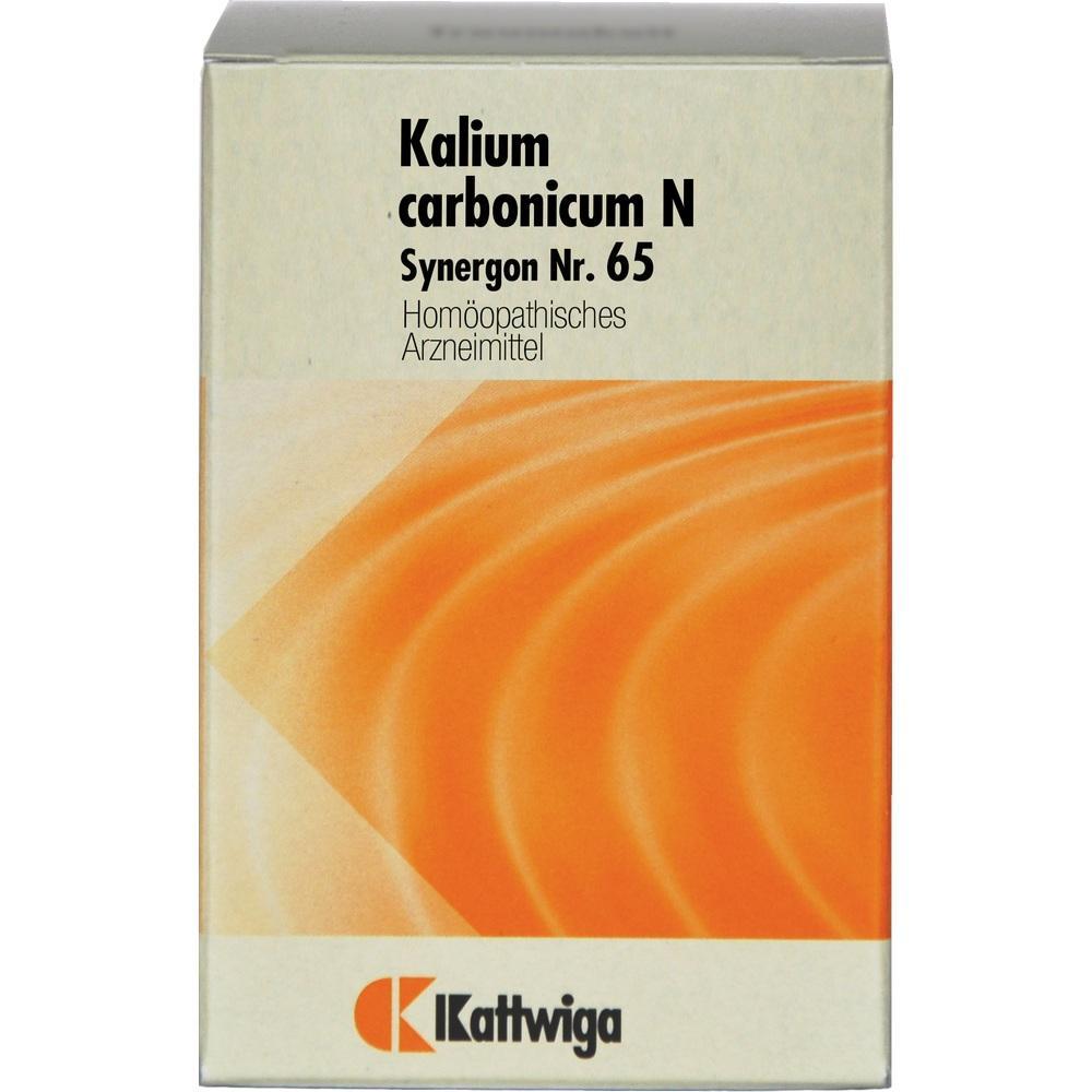 Synergon Komplex 65 Kalium carbonicum N Tabletten 200 St
