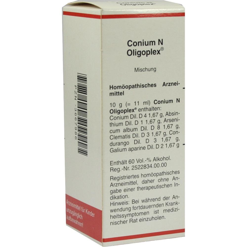 Conium N Oligoplex Liquidum 50 ml