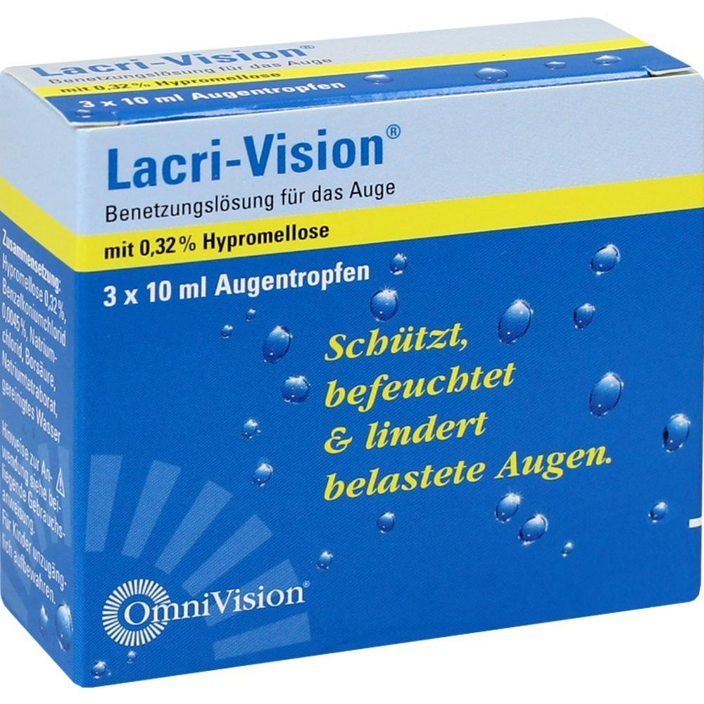 Lacri Vision Augentropfen 3X10 ml