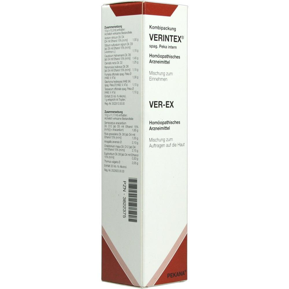 Verintex spag./Verintex N Kombipackung 1 St