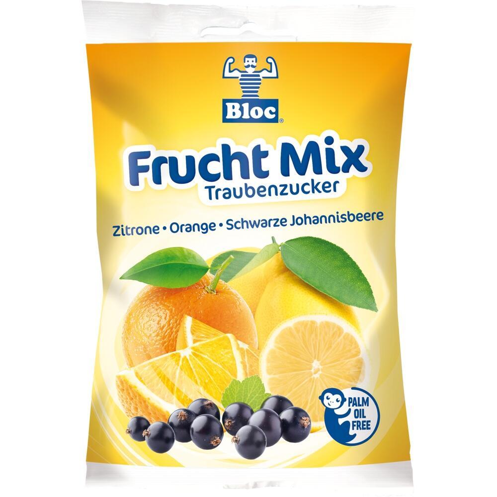 Bloc Traubenzucker Frucht Mischung Btl. 75 g