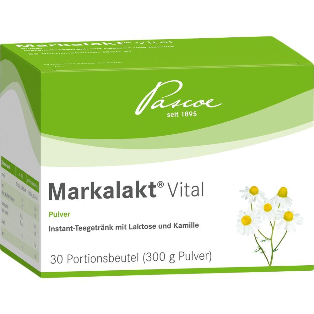 Markalakt Vital Pulver 300 g