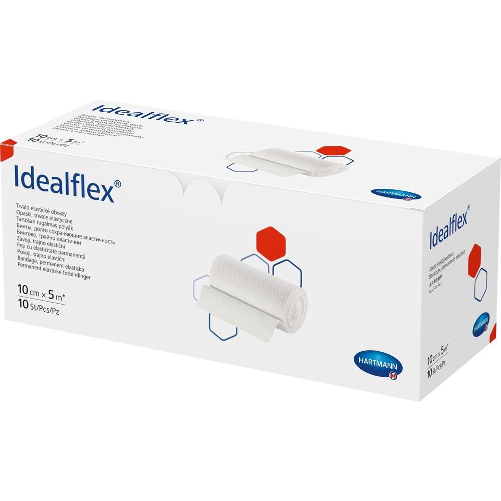 Idealflex Binde 10 cm 10 St