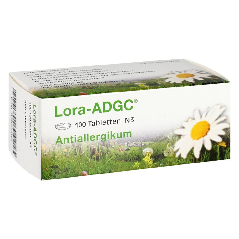 Lora Adgc Tabletten 100 St