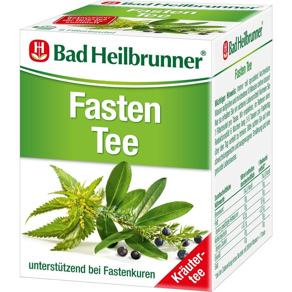 Bad Heilbrunner Tee Fasten Filterbeutel 8 St