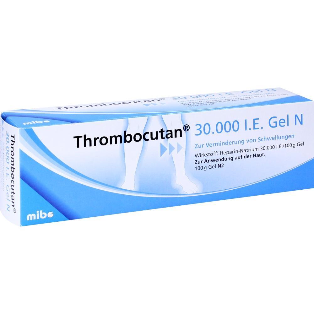 Thrombocutan 30.000 I.E. Gel N 100 g