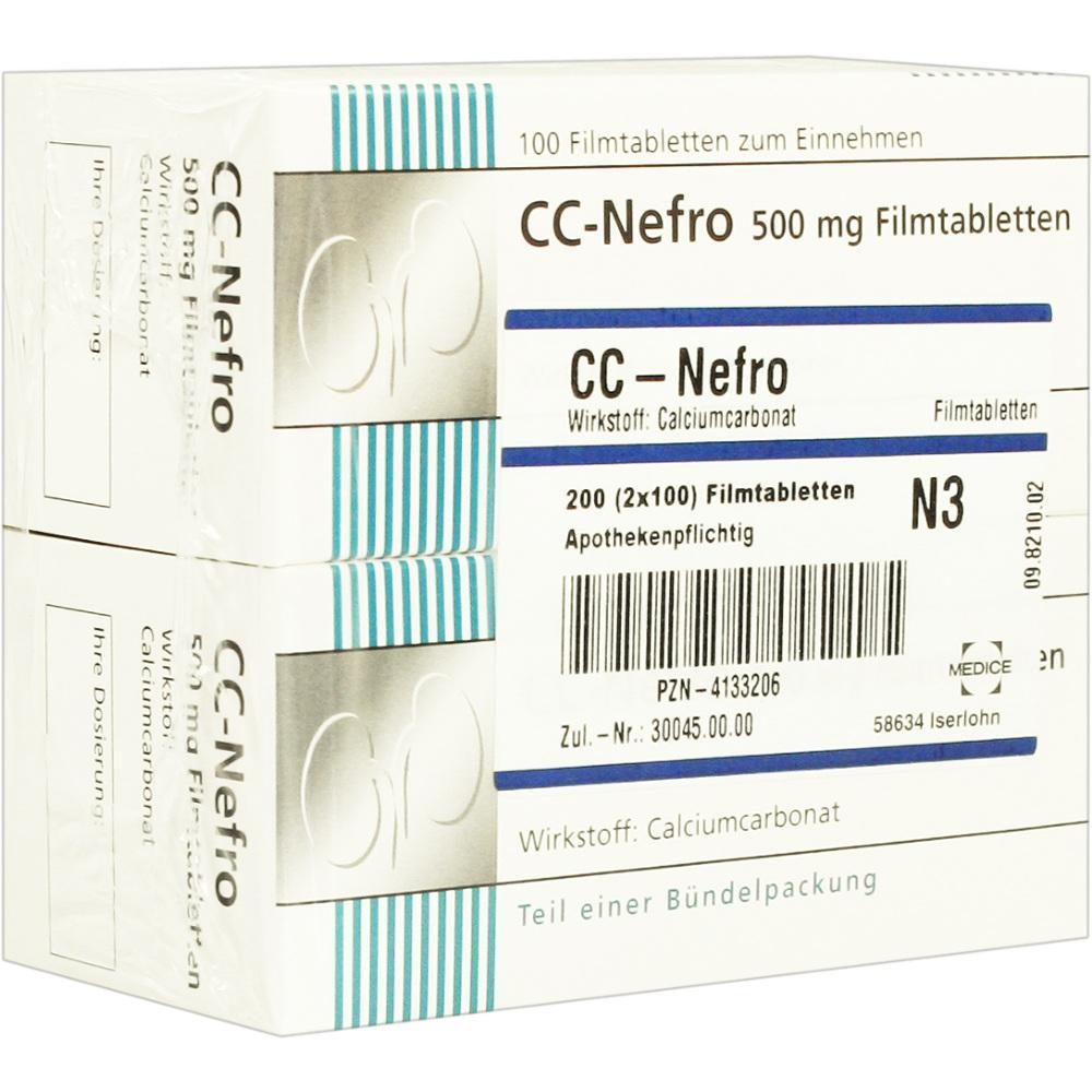 Cc Nefro Filmtabletten 200 St