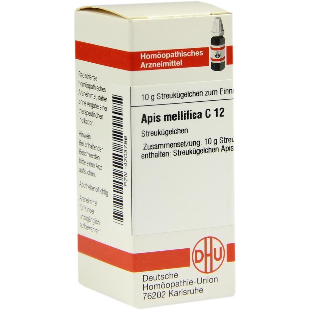 Apis Mellifica C 12 Globuli 10 g