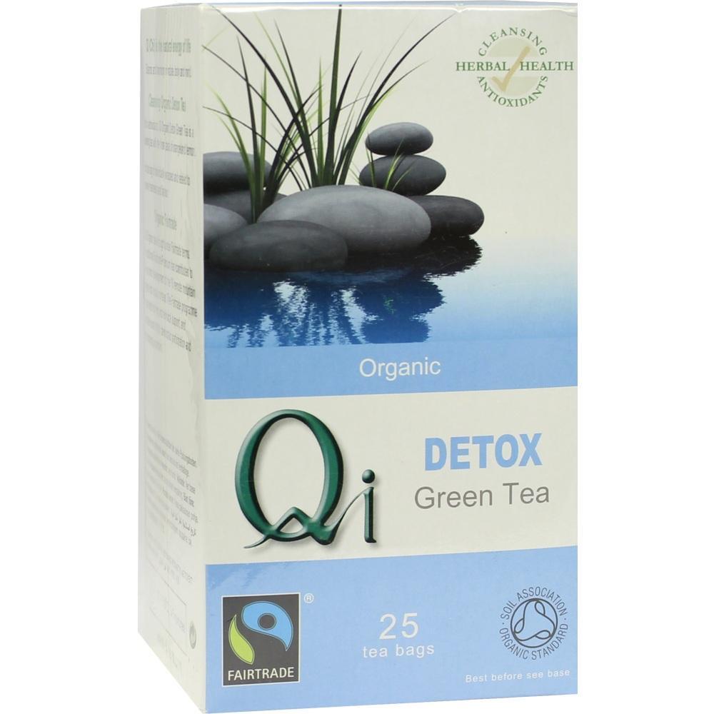 Detox kleiner Kur Tee Filterbeutel 25X1.6 g