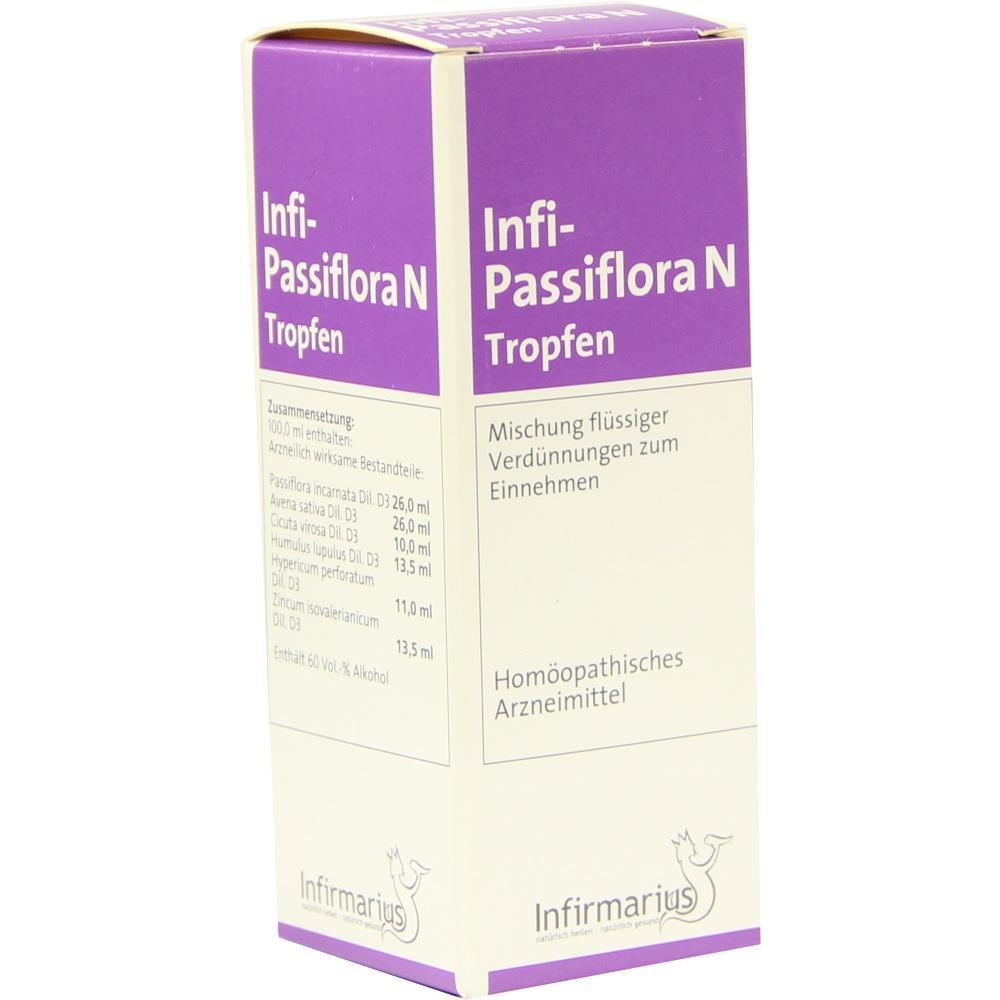 Infi Passiflora N Tropfen 50 ml