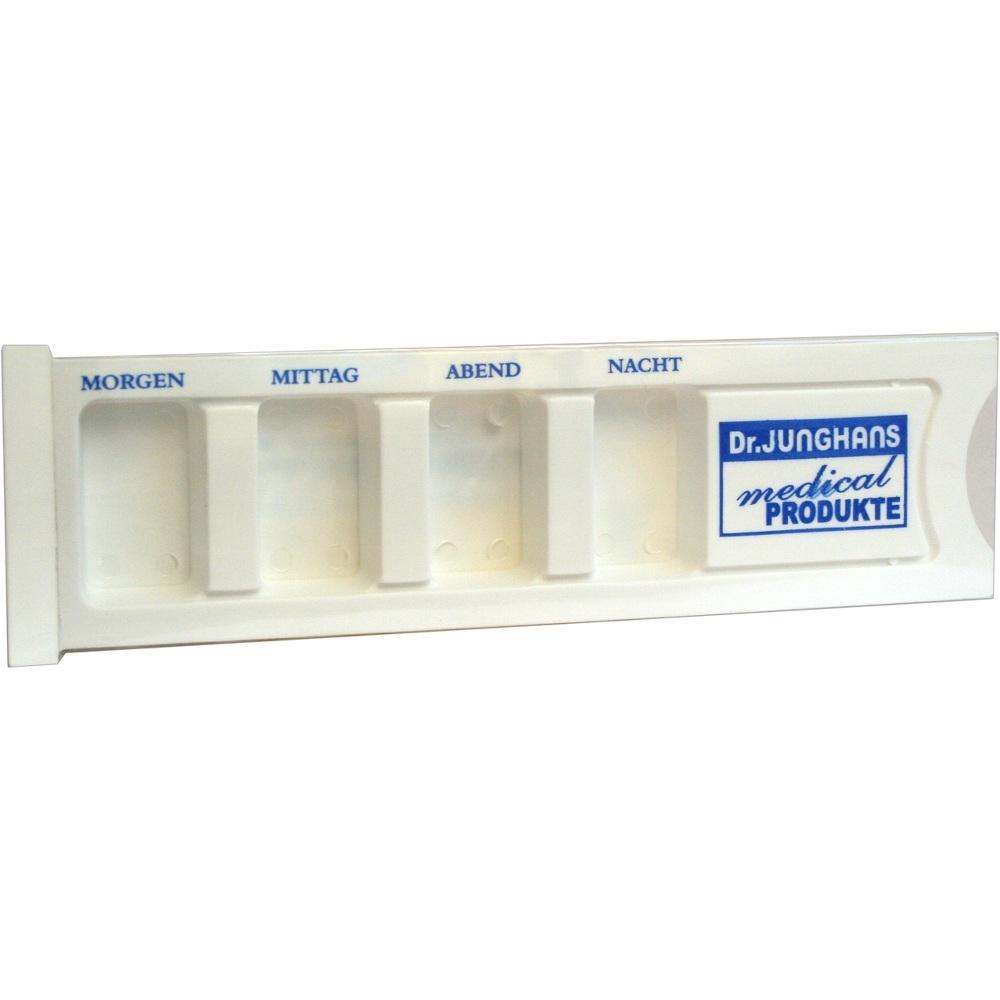 Medikamentendispenser Kst.m.Abdeckung 1 St