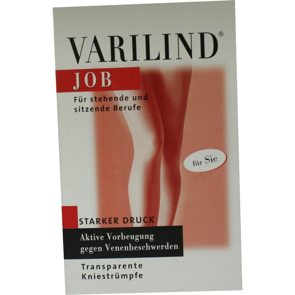 Varilind Job 100den Ad M transp.teint 2 St