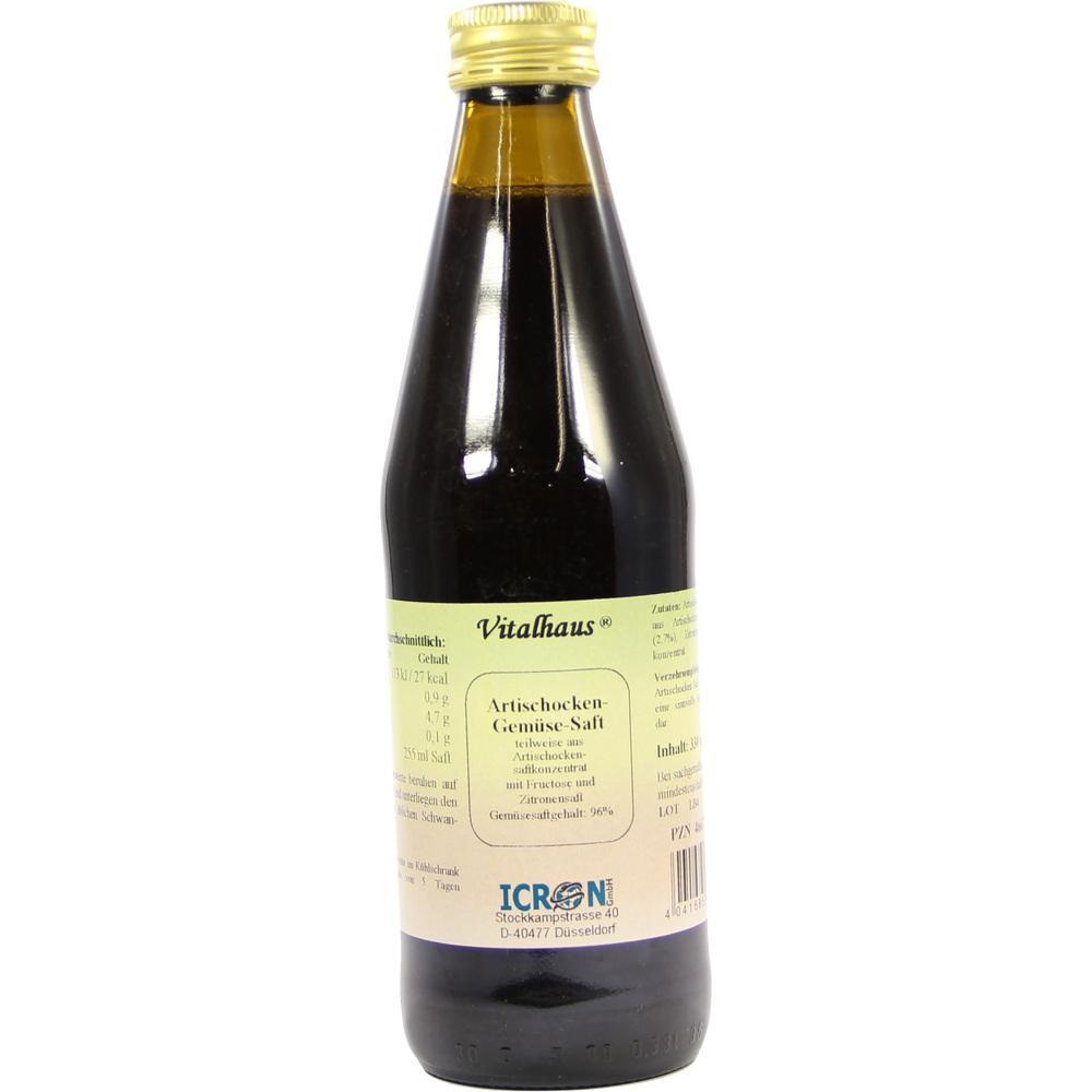Artischockensaft Vitalhaus 330 ml