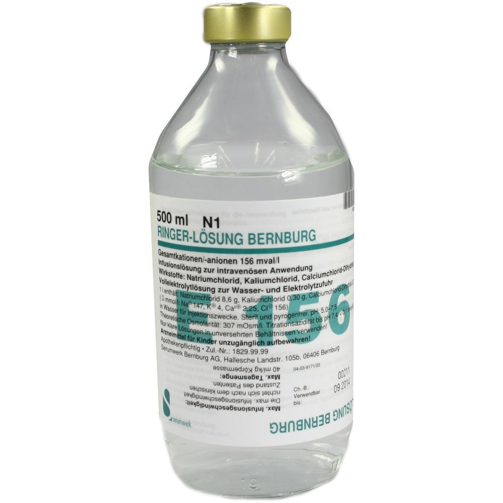 Ringer Lösung Bernburg 500 ml