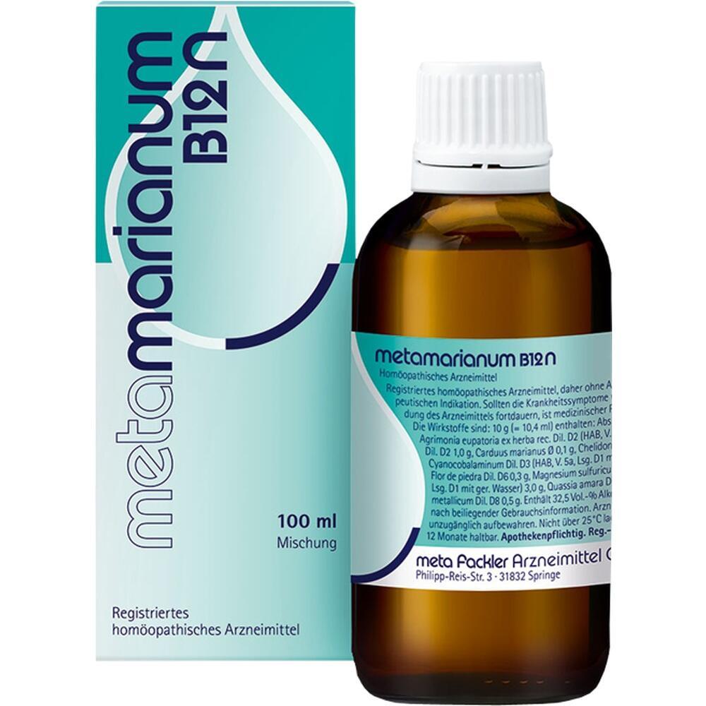 Metamarianum B 12 N Tropfen zum Einnehmen 100 ml