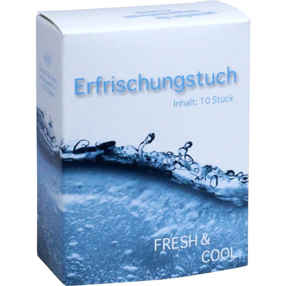 Erfrischungstuch Cool Fresh 10 St