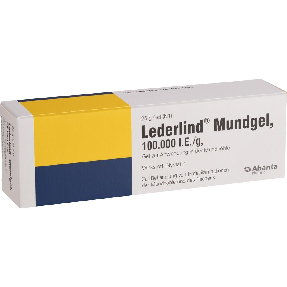 Lederlind Mundgel 25 g