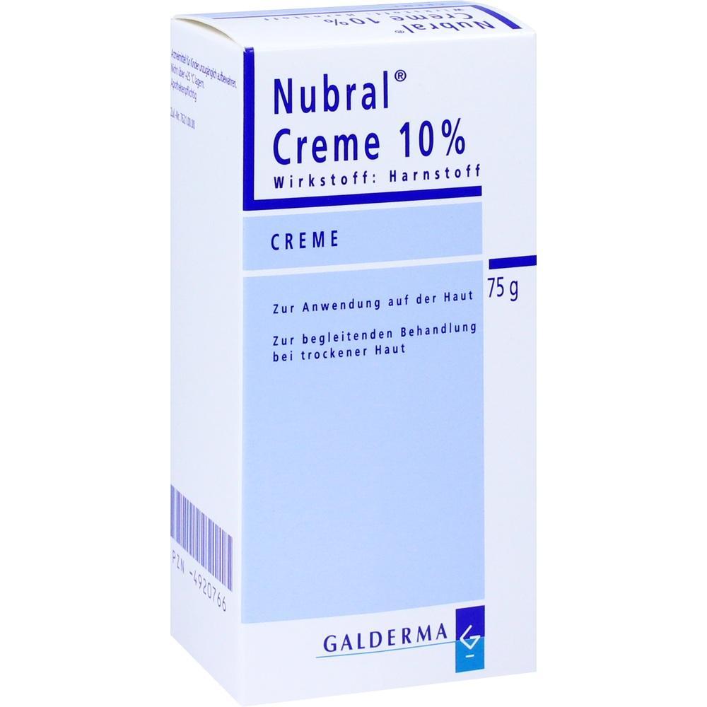 Nubral Creme 10% 75 g