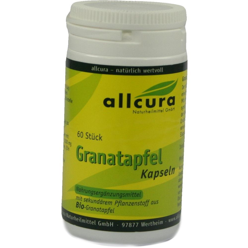 Granatapfel Kapseln 60 St