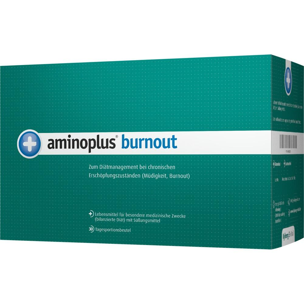 Aminoplus burn out Granulat 30 St