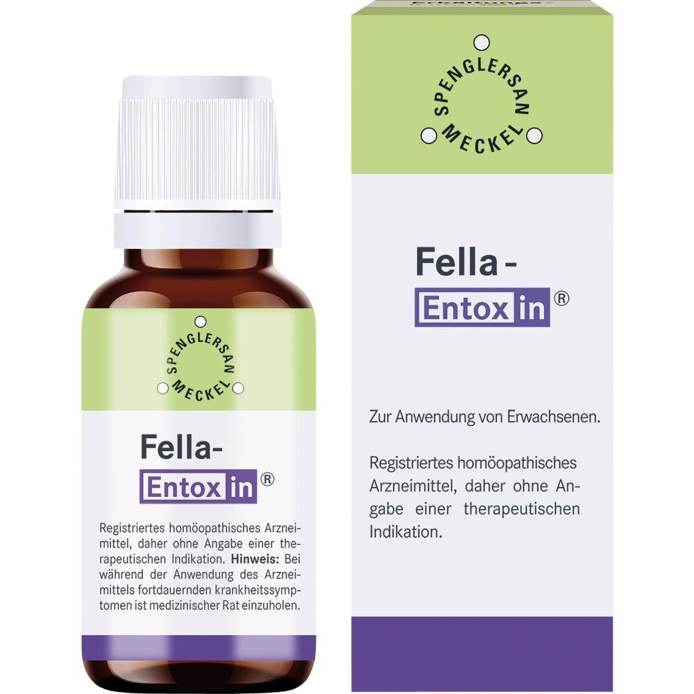 Fella Entoxin Tropfen 20 ml