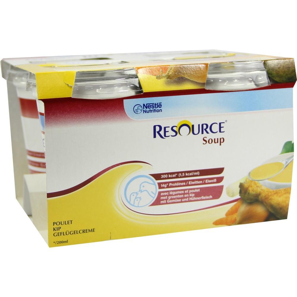 Resource Soup Geflügel 4X200 ml