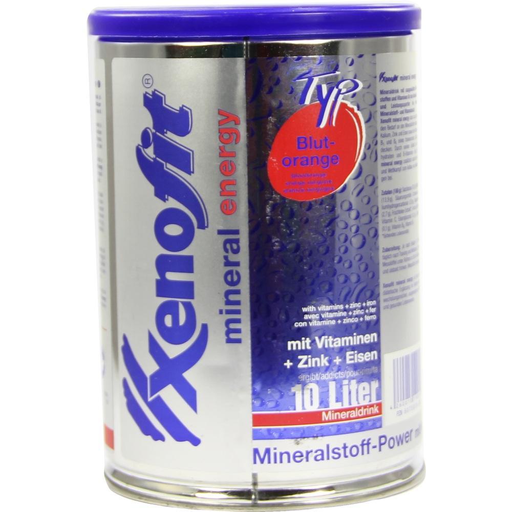 Xenofit mineral energy Granulat 720 g