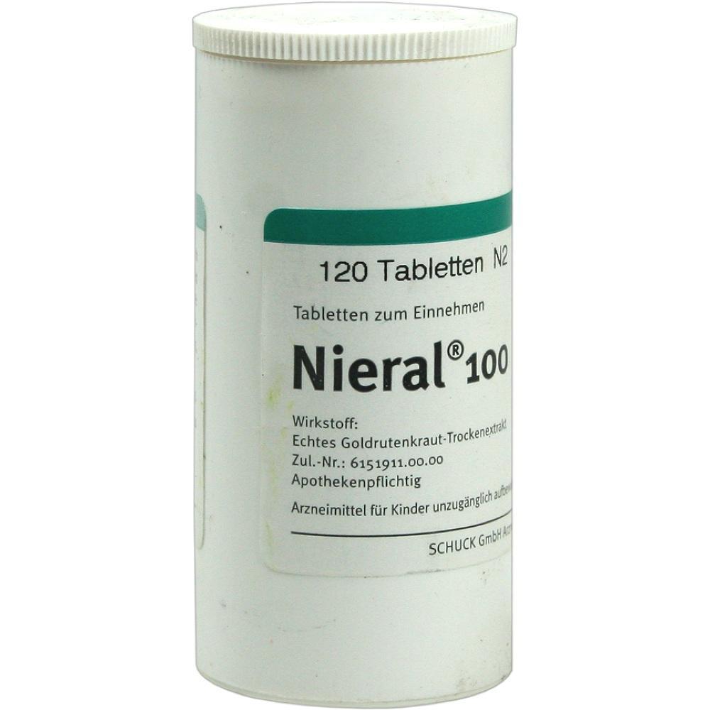 Nieral 100 Tabletten 120 St