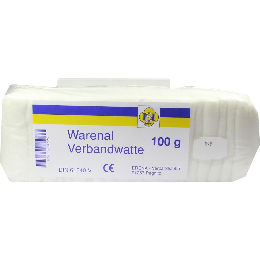 Warenal Verbandwatte 100 g