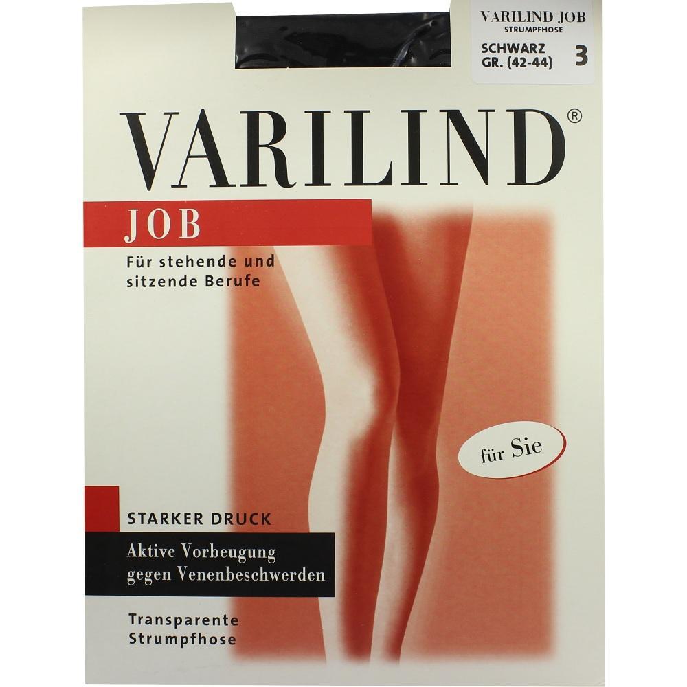 Varilind Job 100den At Gr.3 transp.schwarz 1 St