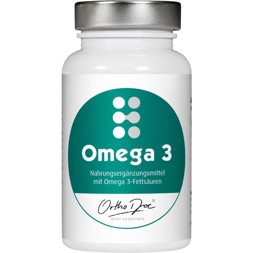 Orthodoc Omega 3 Kapseln 60 St