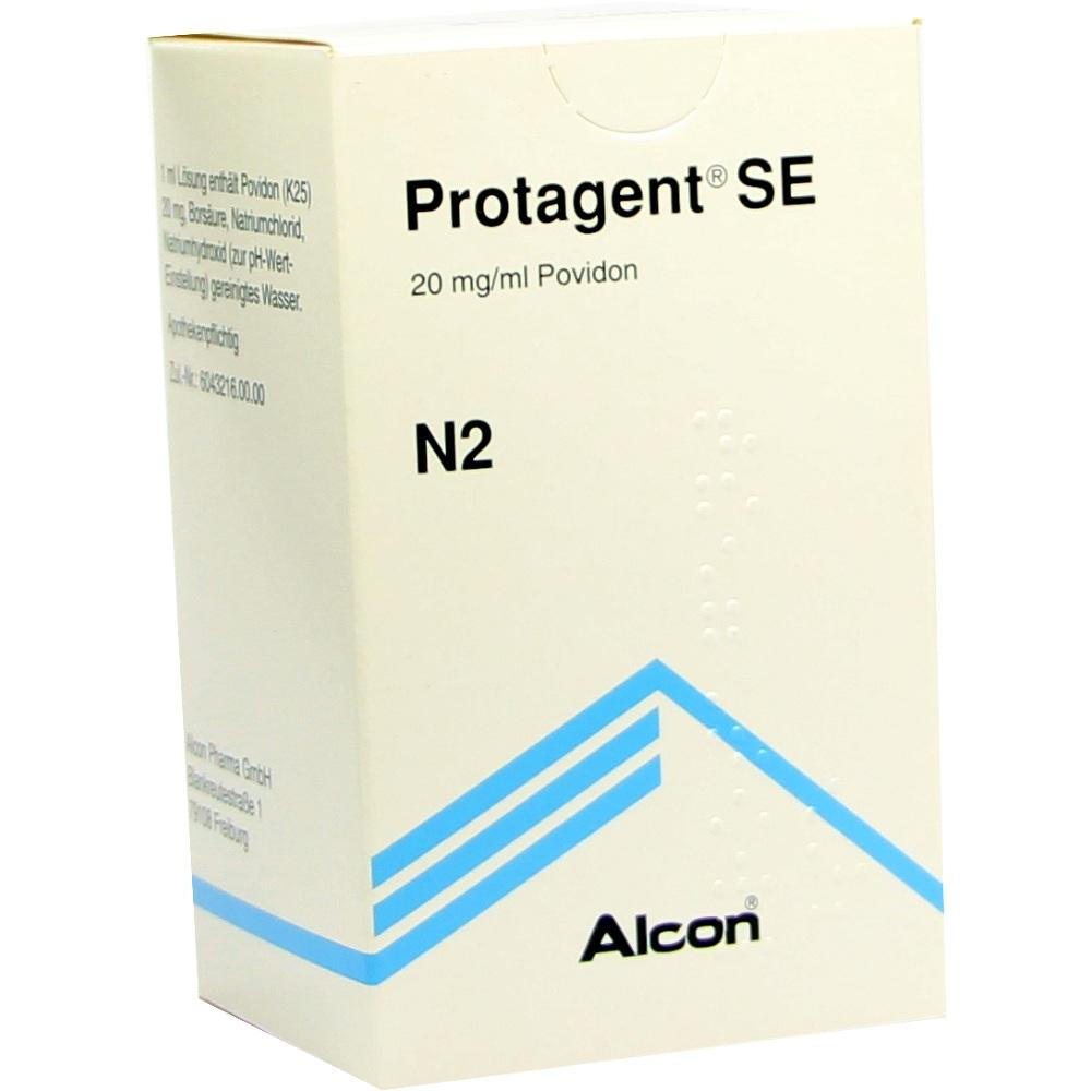 Protagent Se Augentropfen 40X0.5 ml
