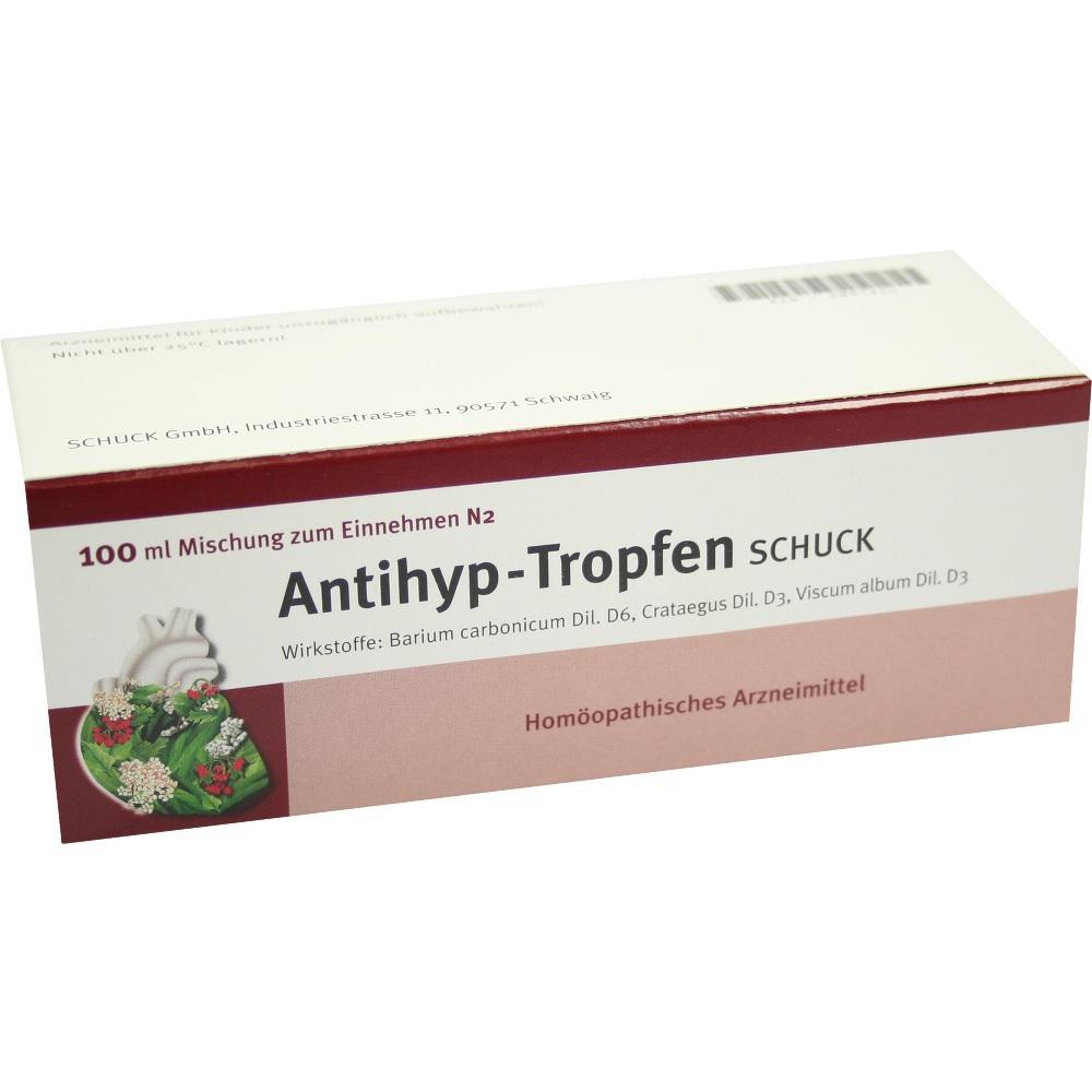 Antihyp Tropfen Schuck 100 ml