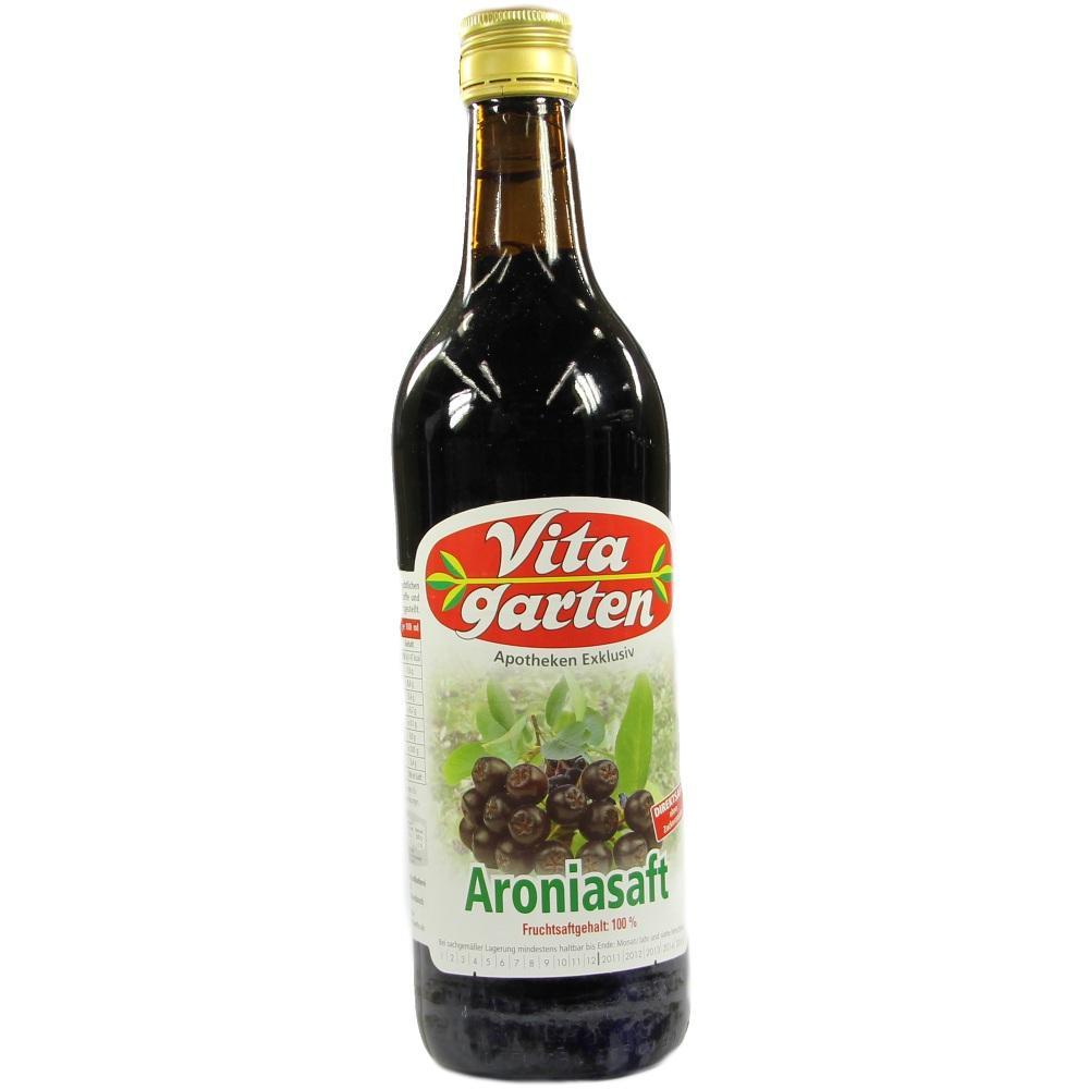Vitagarten Aroniasaft 750 ml