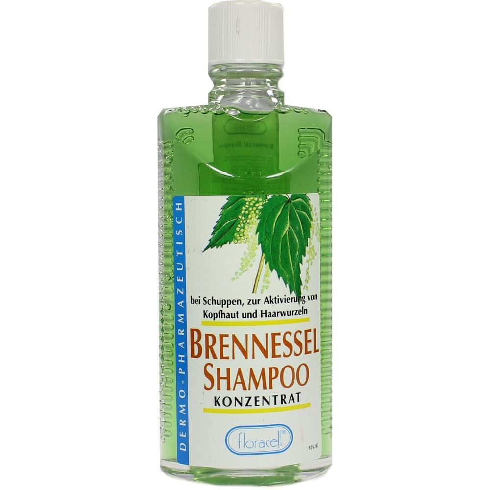 Brennessel Medicinal Kur Shampoo Konz.floracell 125 ml