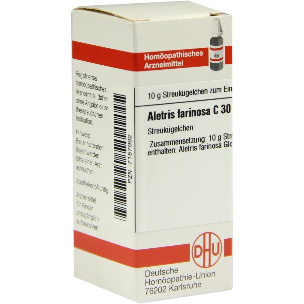 Aletris Farinosa C 30 Globuli 10 g